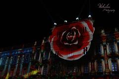 Fte des Lumires (Wikalia) Tags: city canon eos lyon lumire illuminations 8 rhne beaut ville dcembre projections bellecour fourvire sane terreaux 2013 1100d