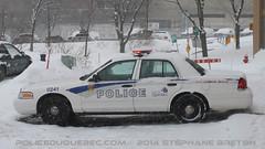 Service de police de la Ville de Qubec (SPVQ) (POLICEDUQUEBEC.COM) Tags: ford quebec police interceptor 0241 spvq
