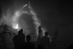 Blessed (Maxflush) Tags: church night island fire war may ile greece mai rocket soire tradition soir guerre nuit glise feu grece chios fuse 2013
