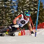 Sasha Zaitsoff, 2014 Keurig Cup Spring Series Slalom at Grouse PHOTO CREDIT: Derek Trussler