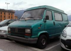 FIAT DUCATO (Il diabolico coupe) Tags: italy italia fiat van camper motorhome ducato