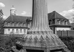 Nebengebude des Sprudelhofs in Bad Nauheim (JohannFFM) Tags: bad hrsaal nauheim nebengebude sprudelhof