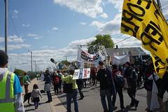 DSC00819 (Break Free Midwest) Tags: march midwest break protest free 350 bp whiting breakfree 350org breakfree2016