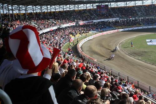 Polska - reszta Świata, Gorzów Wielkopolski / Speedway show, Gorzów Wielkopolski, Poland