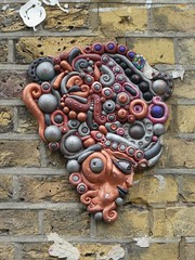 Street art on Buxton Street (stillunusual) Tags: uk travel england urban streetart london wall streetphotography wallart urbanart shoreditch bricklane 2016 travelphotography ldn travelphoto urbanwalls londonstreetart travelphotograph londonstreetphotography wallporn