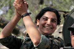 Kurdish YPG Fighter (Kurdishstruggle) Tags: war military revolution hero syria warrior feminism fighters revolutionary isis feminist struggle kurdistan azadi syrien kurdish kurd kurds krt isil rojava resistancefighters ypg kurden suriye kmpfer freedomfighters pyd militaryforces militarywomen efrin warphotography revolutionarywomen femalefighters freekurdistan womenfighters freiheitskmpfer kobani ypj kurdishregion berxwedan kurdishfighters kurdishforces syriakurds syrianwar kurdishfreedomfighters kurdisharmy yekineynparastinagel jinenazad kurdssyria kurdischekmpfer rojavayekurdistan ypgypj servanenypg ypgrojava kurdishmilitary kurdsisis krtsuriye kobane ypgkobani ypgkurdistan ypgfighters ypgwomen jinjiyanazadi westernkurdistan ypgforces ypgkmpfer kurdishfemalefighters