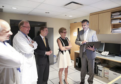IMG_4704  Premier Kathleen Wynne visited Toronto Western Hospital today to showcase an Ontario-Israel partnership that is bringing new technology to the province to treat neurological disorders. (Ontario Liberal Caucus) Tags: hospital technology healthcare mri torontowesternhospital israelmission