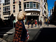 P1330030 (CarluzFoto) Tags: people color lumix streetphotography streetphoto 18mm ourense gx7