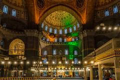 DSC00081-2 (UmitCukurel) Tags: street cloud turkey candle turkiye tram istanbul mosque historical cami turquia touristic eminonu yenicami sirkeci cith