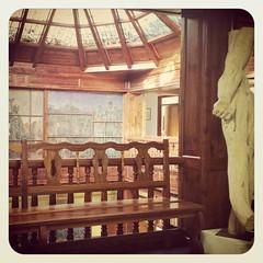 #cidecaneando en instituciones públicas que cuando entras en ellas te das cuenta de su labor en pro del patrimonio. #cidecan16