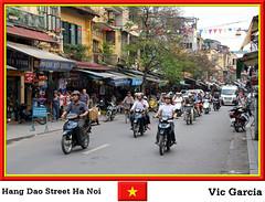 Hang Dao Street Ha Noi (vicbrasil) Tags: people vietnam hanoi sapa hilltribe cuong hoalu northeastregion hangdaostreet northwestregion redriverdeltaregion