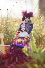 When we were young (uve_triple) Tags: pink macro primavera mexico blog spring doll purple post bokeh frida groove frhling junplanning 16scale jdoll jdollpicassosteast leskawaiis jdollpicassostwest