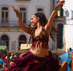 Marta (rgrant_97) Tags: coimbra portugal feira medieval