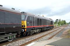 67006 (dhtulyar) Tags: train royal skip dbs ladybank 67005 67006 soveirgn 1z30
