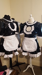 20160625_180245 (Ready2Role) Tags: pvc shemale sissymaid sissydress pvcsissy