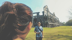 (163) Hello - ruins valor ww2 WWII world war two philippines kevin chavez (Kev Chavez) Tags: enjoyinglife travel random kevinchavez explore hobby hobbyist takingphotos adventure lifestyle leisure scenic goodlife explorer magicmoments corregidor