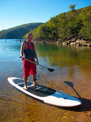 Stand Up Paddle Acquaminas Const 090713 (paulinhostradiotti) Tags: up lago stand paddle estreito acquaminas