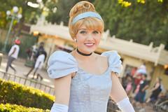 Cinderella (Disneyland_lover) Tags: cinderella disneyland disney disneyphotography disneycastmembers disneyprincess disneyprincessmeetandgreetcharacters disneyprincesscinderella