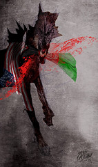 12/6 Los hijos de los das - Galeano ilustrado por Casciani (Andrs Casciani) Tags: illustration digitalart gale afganistn loshijosdelosdas