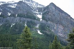Banff - AB - Canad (ferolivsantos) Tags: canada banff lakelouise esquilos lakemoraine