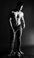 Male Study 999 (kevinkurbs) Tags: seattle lighting gay light blackandwhite hot sexy male men jock beautiful nude asian thailand foot blackwhite athletic erotic young pride sensual exotic thai homosexual sexual bodybuilder workout fitness queer photostream malemodel malenude maleform nudemale eastasian asianmale gayman gaymale gaynude asiannude fitnessmodel asainman malestudy thaibodybuilder thailandnudes southeastasiannudes