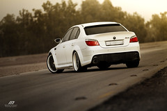M5 .. l (Meshari Al-dosari .. ) Tags: car canon photography eos photographer 7d bmw m5 f28 ef        aldosari