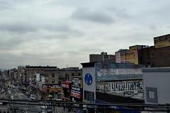 Leeto x Hour x Dr.Sex x Read (Now It's Real!) Tags: new york city nyc ny rooftop brooklyn graffiti graf read hour pigs graff bk booker drsex drsexo fillin leeto mline bkay jline