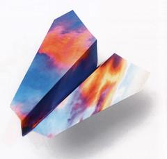 Origami création - Didier Boursin - En coup de vent