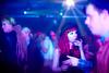 Dancefloor (TGKW) Tags: red portrait people woman girl hat club night ball hair studio drag disco lights bokeh glasgow candid nightclub warehouse nightlife 8906 menergy swg3