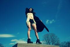 boneyard babes 2 (THE PULP GIRLS) Tags: girls tree cape platforms blacklips