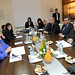 UN Women Executive Director Michelle Bachelet meets with Bassima Hakkaoui, Minister of Solidarity, Women, Family and Social Development of Morocco