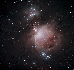 M42 The Orion Nebula v3.1 (Chuck Manges) Tags: sky night canon stars space cluster telescope galaxy nebula astrophotography orion m42 astronomy deepspace meade Astrometrydotnet:status=solved Astrometrydotnet:version=14400 Astrometrydotnet:id=alpha20120382461128