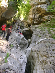 Canyon in Krrabe Photo
