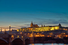 The Dreamland (mr-tham) Tags: prague praha bluehour blauenstunden cekorepublikeuropa