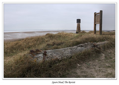Spurn Head, The Revisit (roddersdad) Tags: lighthouse beach coast march 2012 spurn spurnpoint riverhumber canonef24105mmf4lisusm spurnlighthouse rustybolts canon1dsmkll spurnpointlowlighthouse wwwimagesbyclivecouk copyrightclivejmaclennan
