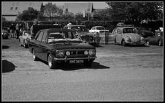 Ford Cortina 1600E MK2 (chris rs197) Tags: monochrome rafduxford nikond700 nikon2470mmf28 cortinamk2 fordcortina1600e