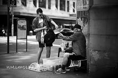 OZ Streets' (h.m.lenstalk) Tags: life street leica urban monochrome 50mm blackwhite oz australian m noctilux aussie asph austrlia f095