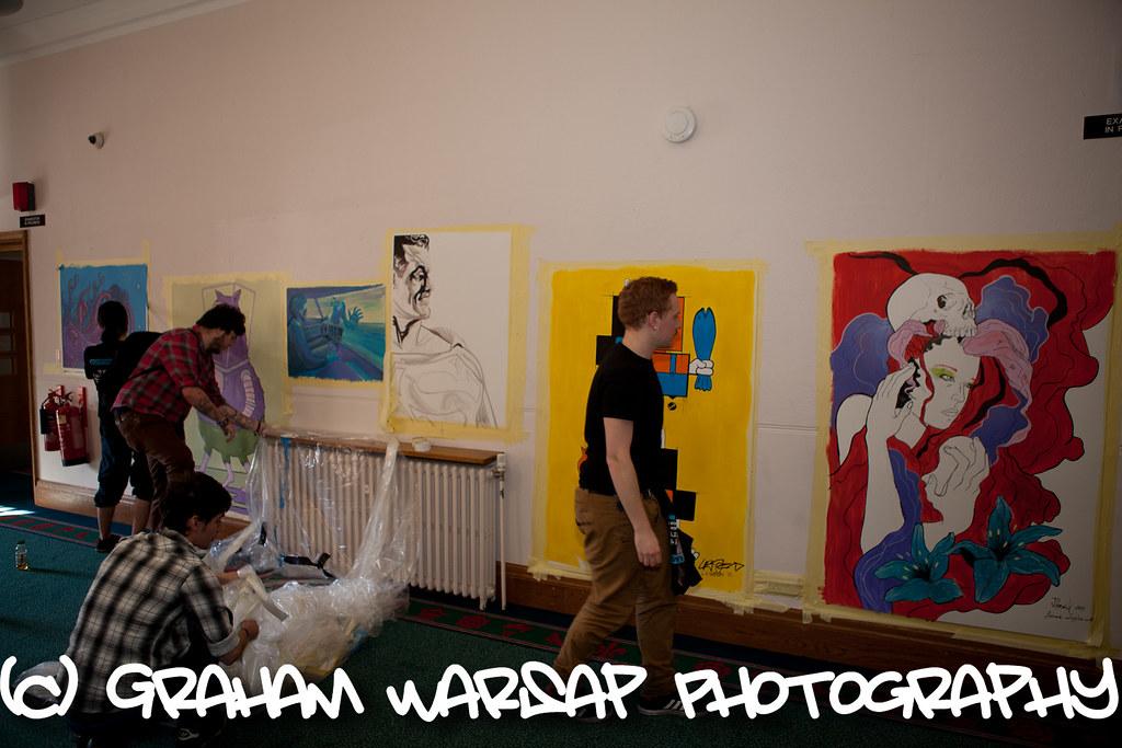 Live Art At Platform2012-8570