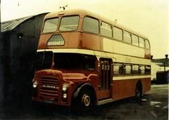 UCS 605.Albion lowlander (ronnie.cameron2009) Tags: bus buses scotland scottish coaches inverness doubledecker albion decker highlandsofscotland highlandomnibuses scottishhighlandsofscotland