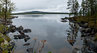 Finland, Lapland - Pielpajärvi