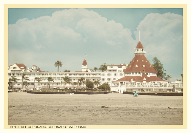 Hotel Del Coronado, Coronado California