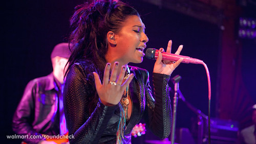 Melanie Fiona on Walmart Soundcheck