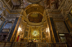 "Santa Maria della Vittoria • <a style=""font-size:0.8em;"" href=""http://www.flickr.com/photos/89679026@N00/6901979737/"" target=""_blank"">View on Flickr</a>"