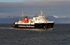 ISLE OF ARRAN, entering ardrossan (Time Out Images) Tags: scotland clyde isle calmac arran mv firth ardrossan of ayrshirecoast ayrhsirecoast