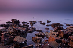 Calm sea 2 (Alja Vidmar | ADesign Studio) Tags: longexposure sea tripod sherpa 200r velbon ndfilter nd8x