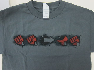 Akuma's Heavenly Combo T-Shirt