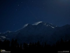 My work featured on National Geographic! (Mobeen_Ansari) Tags: mountain night national geographic ansari natgeo nanga parbat nikond90 mobeen