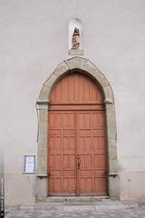 la chapelle de Capendu (Dominique Lenoir) Tags: door france photo puerta foto porta porte fotografia aude tr deur fotografa languedocroussillon drr dr southfrance ovi capendu 11700 dominiquelenoir