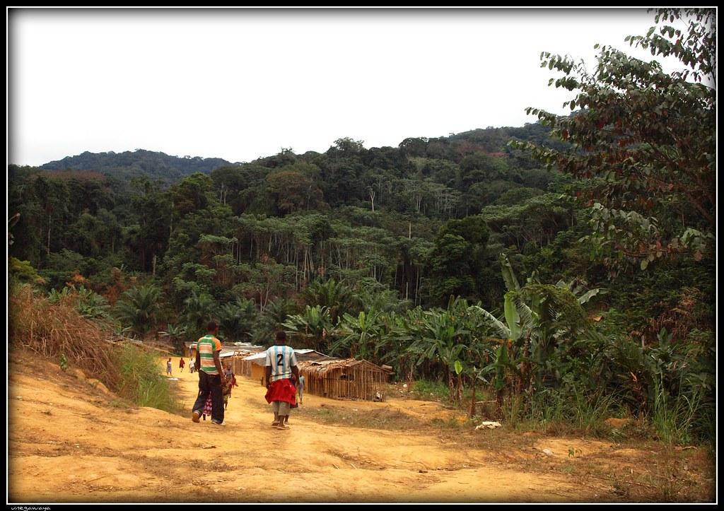 Gabon women