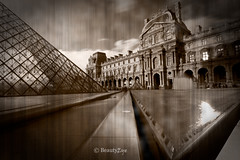 Paris - Louvre Museum [muse du Louvre] (Beauty Eye) Tags: city longexposure paris france eye tower museum canon french landscape eos rebel lights europe exposure day outdoor louvre monalisa muse parislouvre tamron fr palaisdulouvre t3i musedulouvre leonardodavinci europen louvremuseum ultrawideangle f3545 600d  leurope blackwhitephotos deparis freanch  paris beautyeye 1024mm louvrepalace  canon600d eneurope  tamronspaf1024mmf3545diiild rebelt3i diiild canon600deos tamronspaf1024mmf3545d